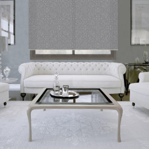 JM roller blind decorative fabric