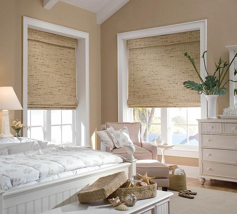 Luminos bamboo blinds