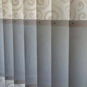 Panel blind luminos