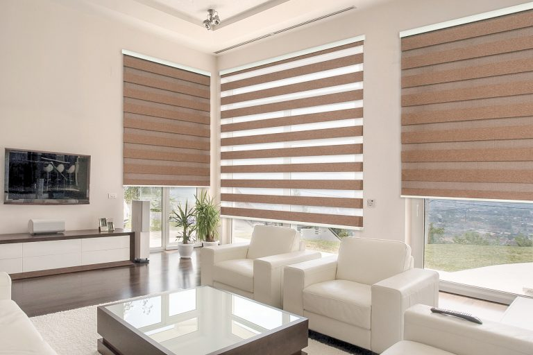 lumidoppio zebra blinds