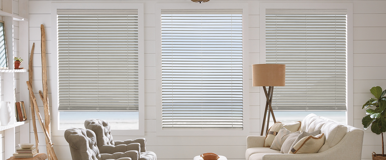 Luminos Venetian blinds