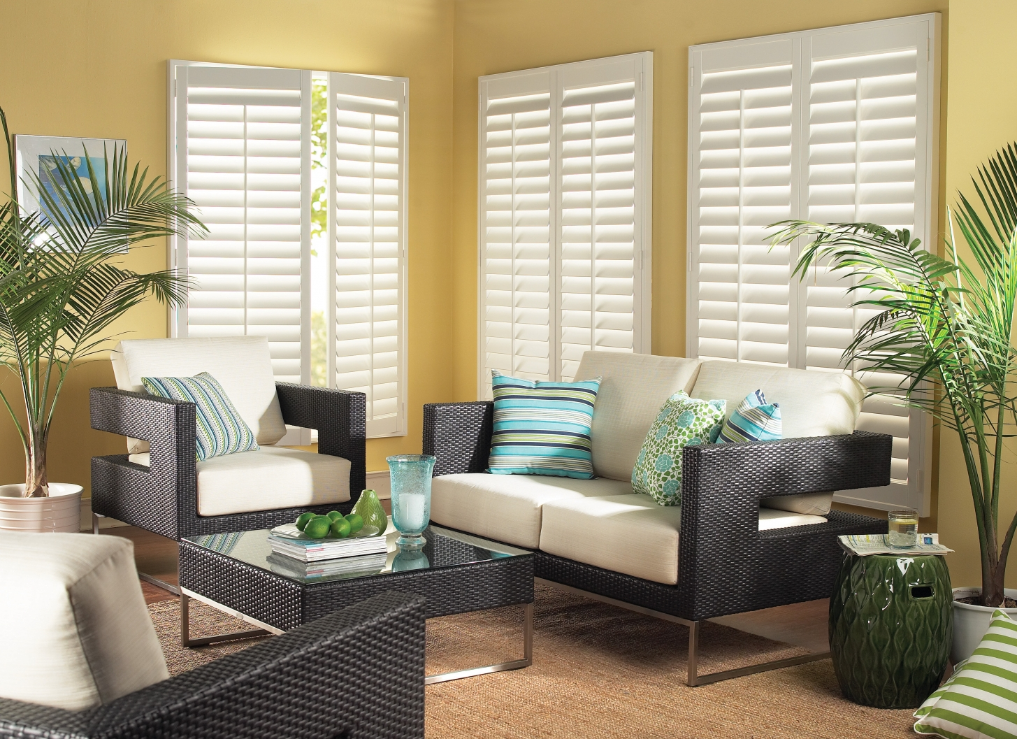 luminos wood shutters